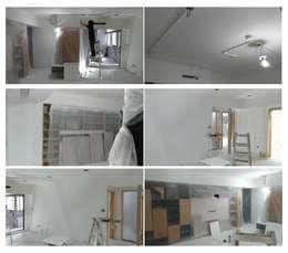 油漆:   by 寬軒室內設計工作室