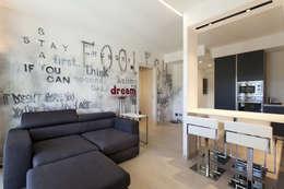 غرفة السفرة تنفيذ Studio Atelier di Silvana Barbato