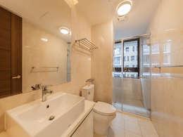 北歐風格美學新體驗:  浴室 by 好室佳室內設計