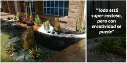 Piscinas de jardín de estilo  por homify