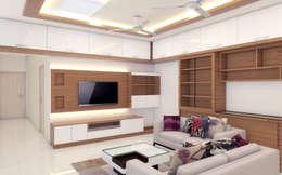 Adityas House, Mahaboob naagar:   by shree lalitha consultants