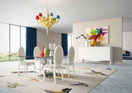 Comedor de estilo  por Farimovel Furniture