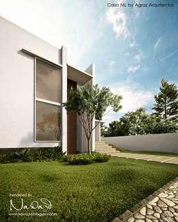 Exterior Render Portfolio:   by nawa3d Studio
