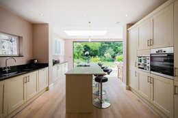 Extension, Wimbledon SW19: modern Kitchen by TOTUS