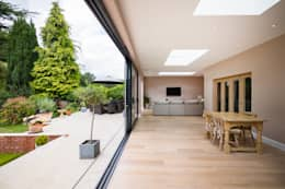 Extension, Wimbledon SW19: modern Kitchen by TOTUS