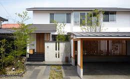房子 by 竹内建築設計事務所