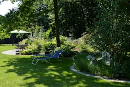 Jardines de estilo rural por KAISER + KAISER - Visionen für Freiräume GbR
