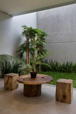 露臺 by e.Re studio architects