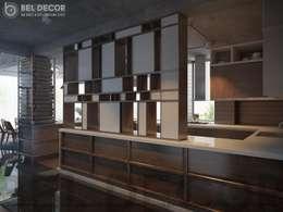 Kitchen:   by Bel Decor