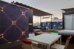 Element Water: Terrazas de estilo  por STUDIO COCOONS