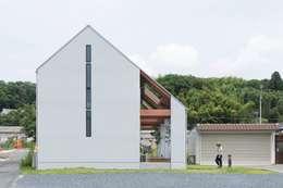 Nhà gỗ by ALTS DESIGN OFFICE