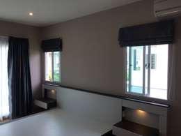 Kamar Tidur by pyh's interior design studio