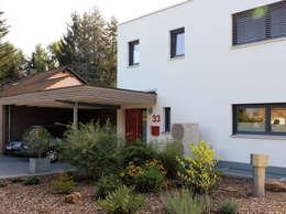 Eengezinswoning door Resonator Coop Architektur + Design