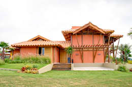 房子 by VERRONI arquitetos associados