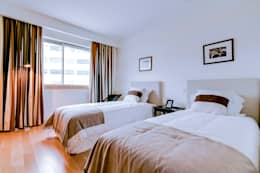 Dormitorios de estilo moderno de Ivo Santos Multimédia