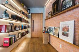Maisons de style de style Moderne par Espaço Tania Chueke