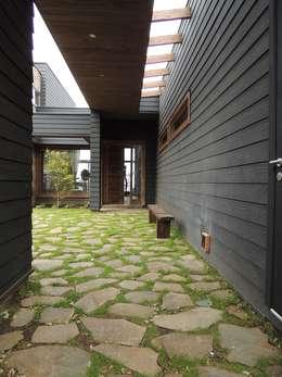 房子 by David y Letelier Estudio de Arquitectura Ltda.