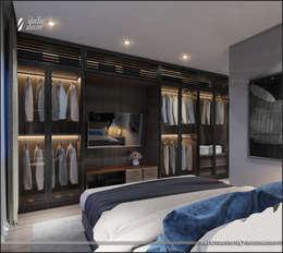 غرفة نوم تنفيذ ITALIC DECOR
