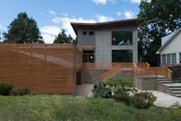 Bethesda Renovation/Addition:  Single family home by ARCHI-TEXTUAL, PLLC