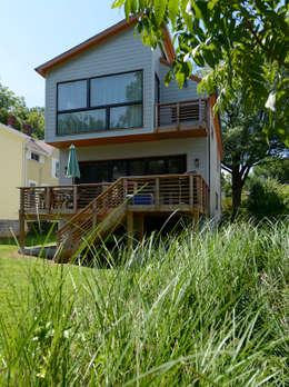 Rumah tinggal  by ARCHI-TEXTUAL, PLLC
