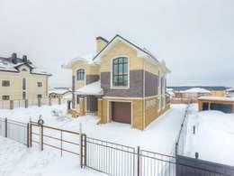Глория_326 кв.м.: Дома в . Автор – Vesco Construction