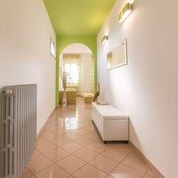 25 esempi eccezionali per l 39 ingresso e il corridoio - Mobile per corridoio ...