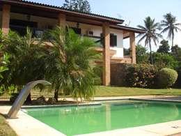 Nhà đồng quê by Ronaldo Linhares Arquitetura e Arte