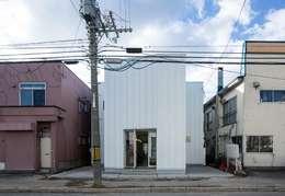 coneco bld.: 一色玲児 建築設計事務所 / ISSHIKI REIJI ARCHITECTSが手掛けた家です。