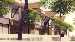 ELITE - La Pristine:  Prefabricated Garage by GREENcanopy innovations