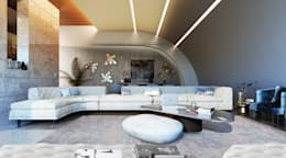Phòng khách by GOWS architects