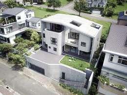 modern Houses by 行一建築 _ Yuan Architects