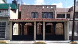 Remodelación casa Izcalli:  de estilo  por Arkisav