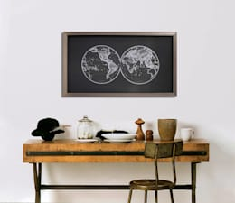 The Importance of Wall Art to Design Ideas:  Artwork by Spacio Collections
