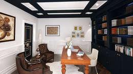 مكتب عمل أو دراسة تنفيذ Belal Samman Architects