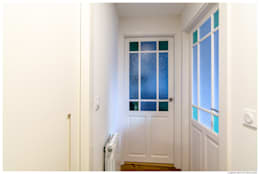 أبواب زجاجية تنفيذ TALLER VERTICAL Arquitectura + Interiorismo