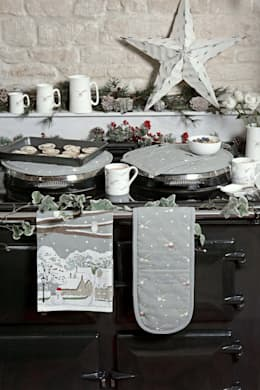 country Kitchen by Sophie Allport