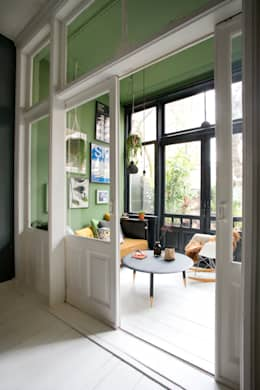 eclectic Conservatory by FORM MAKERS interior - concept - design