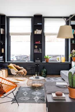 Woonkamer: eclectische Woonkamer door FORM MAKERS interior - concept - design