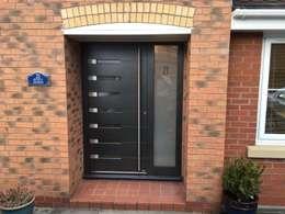 Cửa trước by RK Door Systems