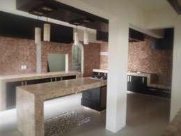 decoracion de cocina: Cocina de estilo  por Bello diseño interior