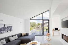 客廳 by BNLA architecten