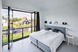 臥室 by BNLA architecten