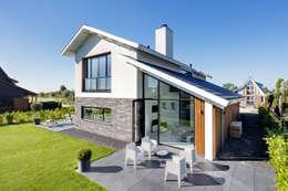 Maisons de style de style Moderne par BNLA architecten