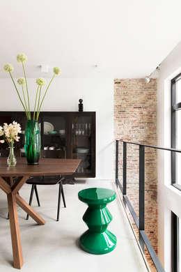 modern Dining room by BNLA architecten