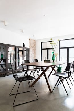 Столовые комнаты в . Автор – BNLA architecten