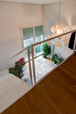 Casa ADP, ristrutturazione a padova: Camera da letto in stile in stile Moderno di depaolidefranceschibaldan architetti