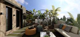 Roof by STUDIO PARADIGM