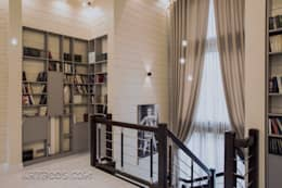 Corridor and hallway by Творческая мастерская АRTBOOS