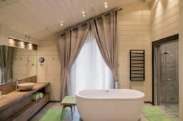 Ванная комната: Ванные комнаты в . Автор – Творческая мастерская АRTBOOS