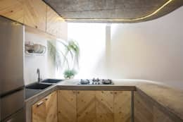 Dapur by NGHIA-ARCHITECT